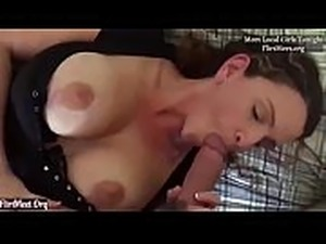 big boobs mom and son sex