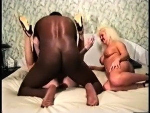 interracial porn aids