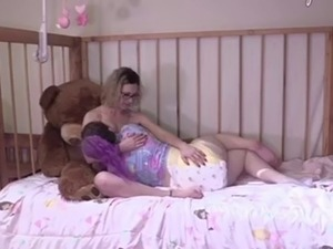 teen wearing diapers pics