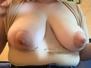 my nipples video