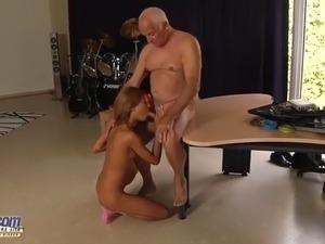 Classic interracial porn