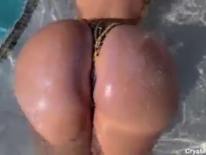 Wild things pool sex scene