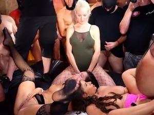 double dildo video anal