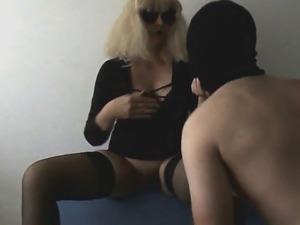 russian porno domination made lick