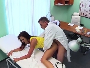asian doctor and patient sex