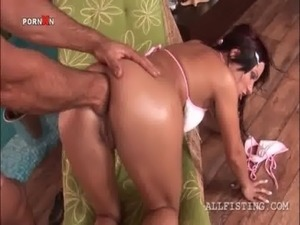 fisted ass and pussy