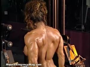 black muscle stud white slut wife