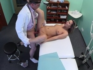 girls young naked in the doctor