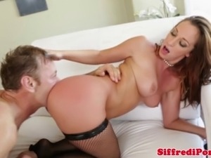 gorgeous pornstar and black cock