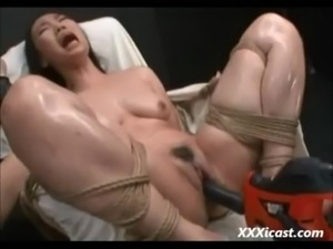 girl toying guy video