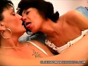 mature lesbians with dildos