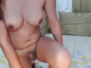 sexy busty tranny shemale black
