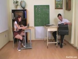 topless teenage schoolgirls