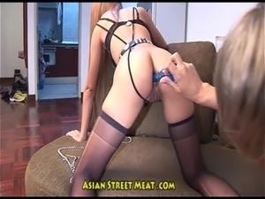 Asian anal movie