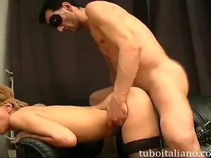 italian girl blowjob
