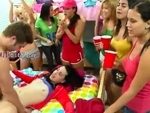 Student orgy video