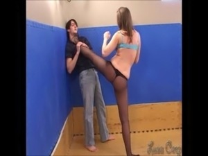 anal wrestling fingering