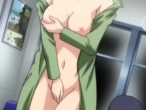 hentai girl doesnt want anal