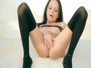 mature skinny woman videos