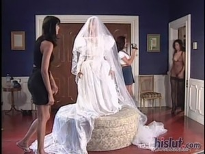 sex with bride videos