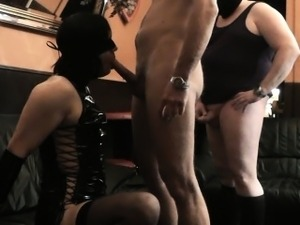 mature crossdressing sex