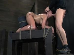 cute girl sybian orgasm video
