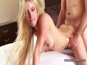 Wife tricked into threesome