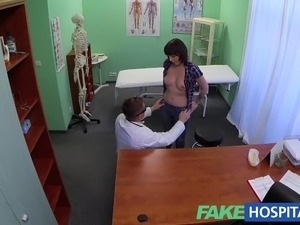 doctor mature hairy pussy