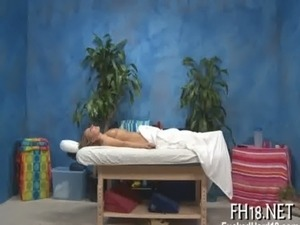 petite girl massage sex video
