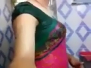 Indian ass in saree