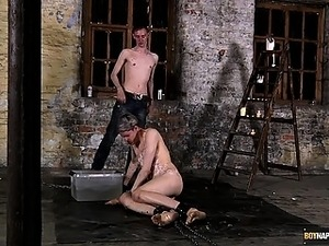 porn anal cry