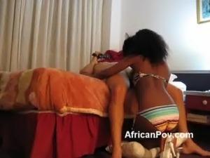 black african naked girl