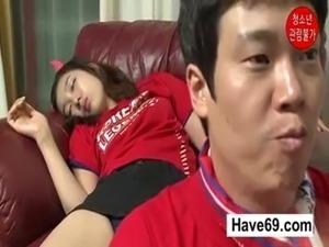 Naked korea girls