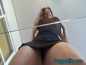 girl milking prostate till orgasm video