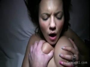 Best boob flash