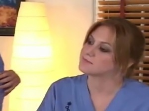 Sexy nurse girls