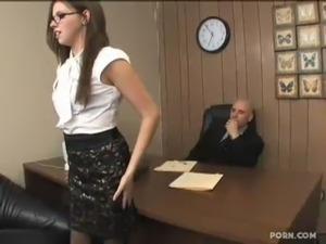 free boss secretary fuck video