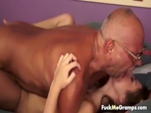 little girls giving grandpa handjob vids