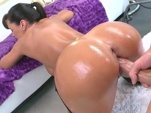 lesbian stockings porn video