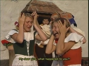caning teen lesbians