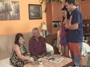old man women porn videos