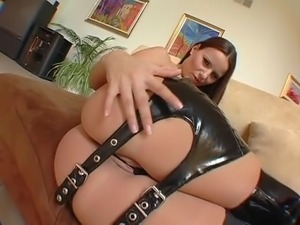 leather cop sex videos