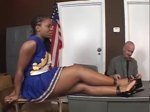 cheerleader teen sex video