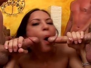 free gang bang theater porn