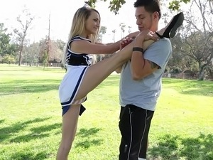 cheerleader porn movie