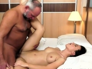 old man young chic sex video