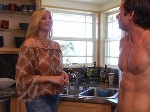 house wife teachs boy sex