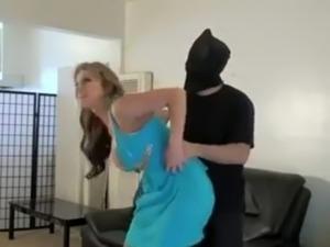 groping the asian girl
