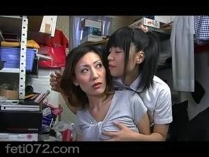 lesbian role play porn