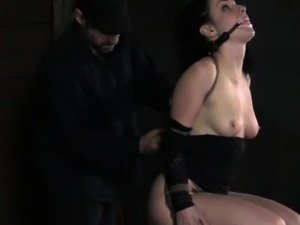 free throat fuck gag video